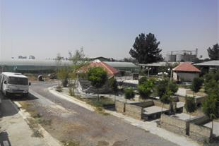 فروش گلخانه در ماهدشت (کرج)