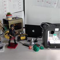 متخصص چاپگرهای سه بعدی FDM, SLA, SLS, DLP