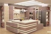 طراحی و ساخت انواع کابینت و دکوراسیون داخلی