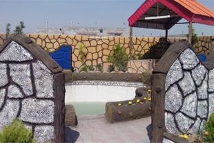 فروش باغ ویلا در مشهد ، باغ فروشی در مجموعه ویلایی
