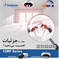 فروش دوربین تحت شبکه ژئوویژن Geovision FER12203