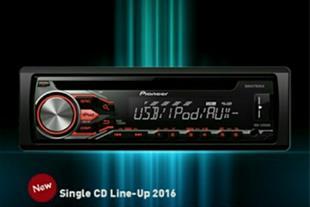 پخش پایونیر DEH-X2850UI(اکبند)