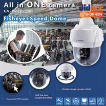 فروش دوربین تحت شبکه ژئوویژن Geovision PPTZ7300