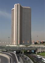 رهن و اجاره اپارتمان مبله در برج بین الملل تهران