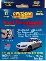 مکمل سوخت بهینه ساز 12 تایی داینوتب