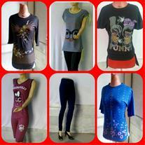 تولید و پخش لباس زنانه