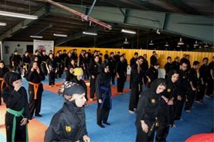 آموزش دفاع شخصی و بادیگاردی  در  تهران
