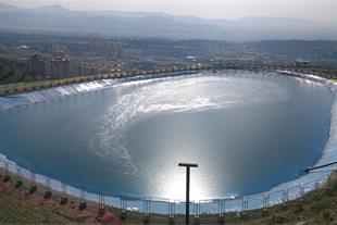 اسنخر ذخیره آب کشاورزی