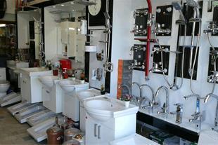لوازم بهداشتی و تجهیزات آشپزخانه مقدم
