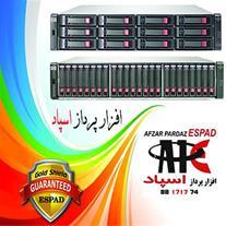 فروش دستگاه ذخیره سازی اچ پی HP SAN STORAGE MSA 20