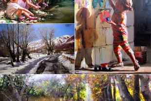 آموزش حرفه ای نقاشی و طراحی - آموزشگاه نقاشی آرام