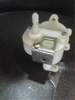 گیربکس کامل پلاستیکی موتور پنکه پارس خزر