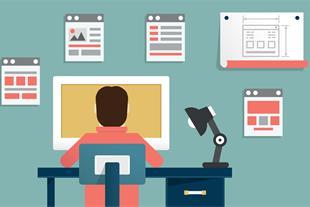 آموزش تضمینی طراحی حرفه ای وبسایت