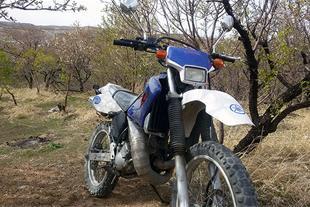 فروش موتور یاماها لانزا 230 سی سی
