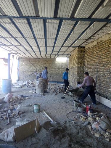 بازسازی ساختمان تعمیرات ساختمان و مرمت 09128618581 - 2