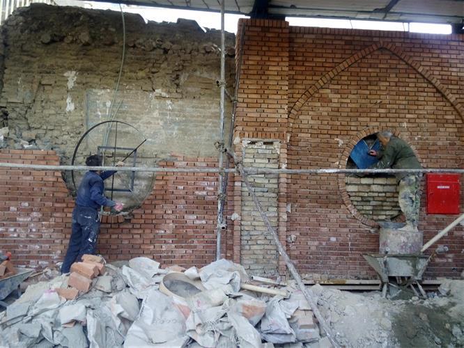 بازسازی ساختمان تعمیرات ساختمان و مرمت 09128618581 - 4