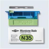 فروش تیغ های میکروتوم کمپانی feather  تیغ N_35