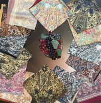 فروش عمده شال و روسری با کیفیت و قیمت مناسب