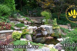 طراحی و احداث محوطه و فضای سبز