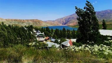 فروش زمین مسکونی در سله بن ، فیروزکوه ، سد نمرود - 1