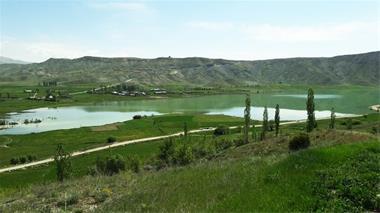 املاک سهرابی  فیروزکوه سدنمرود ارجمند سله بن - 1