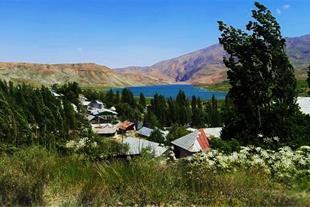 فروش زمین مسکونی در سله بن ، فیروزکوه ، سد نمرود