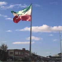 پایه پرچم مرتفع - دکل پرچم ویستا صنعت