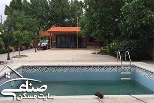 فروش ویلا زیبا و فول امکانات در ملارد  کد 692
