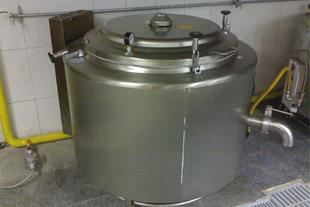 دیگ خورشت پز سوپ پز صنعتی