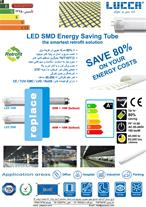 مهتابی SMD جایگزین مهتابی قدیمی