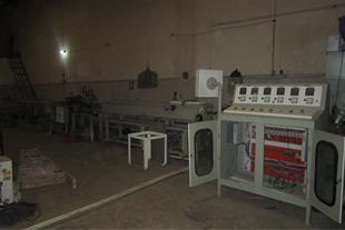 دستگاه تولید لوله پلی اتیلن - 1