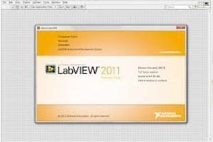 اجرای پروژه  با LabView
