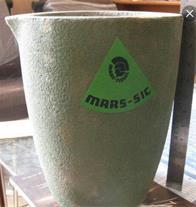 واردات بوته های گرافیتی کمپانی معتبر MARS آلمان