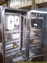 ساخت تابلو های برق و کنترل plc