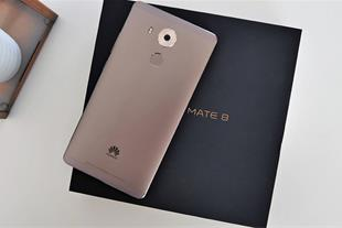 گوشی موبایل هوآوی مدل Mate 8 دو سیمکارت-64 GB