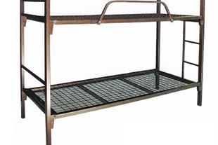 تخت دو طبقه فلزی سربازی