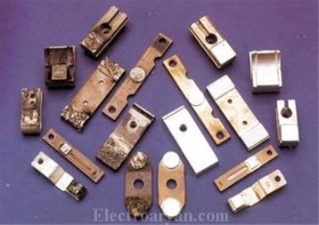 تعمیرات و بازسازی انواع کنتاکتور -کلیداتوماتیک - 1
