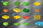 تولید انواع سبد پلاستیکی با کیفیت