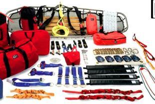تجهیزات اتش نشانی و امداد و نجات