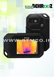 دوربین ترموویژن ، گرمانگار جیبی FLIR C2 - 1