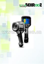 دوربین تصویربرداری حرارتی ، ترموویژن Flir E6 - 1