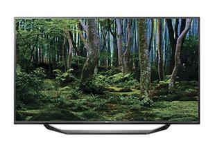 تلویزیون هوشمند ال جی4K 43 اینچ مدل UF771