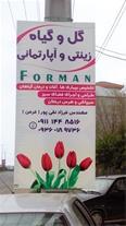 تولید و فروش کلی و جزیی گل و گیاه زینتی و اپارتمان