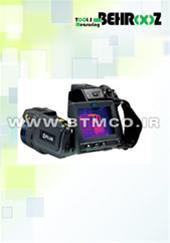 ترموویژن حرارتی مدل FLIR T640 - 1