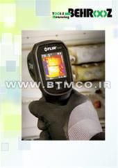 دوربین تصویربرداری حرارتی ، ترموویژن Flir TG167 - 1