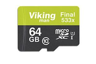 کارت حافظه MicroSDXC کلاس 10 همراه با آداپتور تبدی