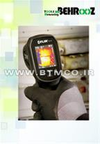 دوربین تصویربرداری حرارتی ، ترموویژن Flir TG167