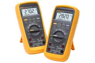 مولتی متر فلوک Fluke 27 II28 II Industrial Multime