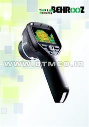 دوربین تصویربرداری حرارتی ، ترموویژن فلیر FLIR E40 - 1