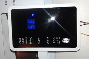 تولید ترموستات الکترونیکی یخچال فریزر بانمایشگر